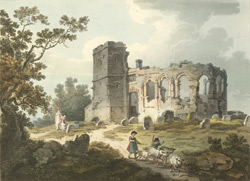 Ruin at Basingstoke